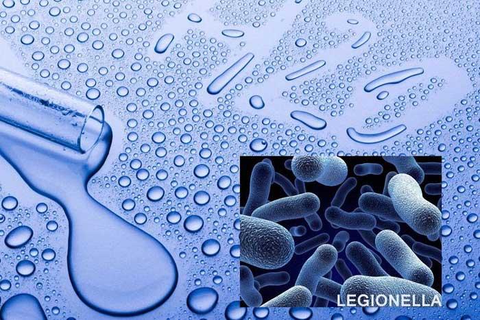 Bonifica Impianti da Legionella